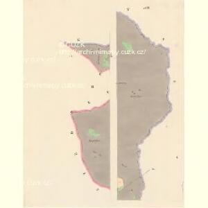 Neulosymthal - c2806-3-002 - Kaiserpflichtexemplar der Landkarten des stabilen Katasters
