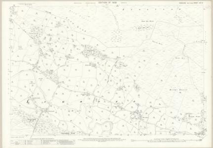 Yorkshire LXIII.8 (includes: Dent; Sedbergh) - 25 Inch Map