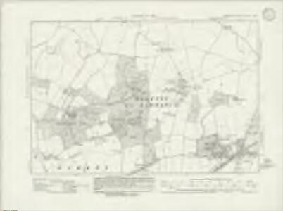 Hampshire & Isle of Wight XVIII.NW - OS Six-Inch Map