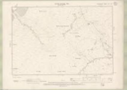 Perth and Clackmannan Sheet LIX.SE - OS 6 Inch map