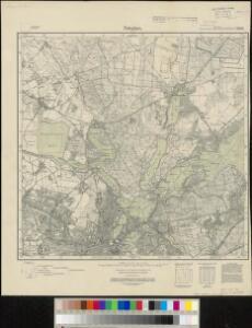 Meßtischblatt 1906 : Potsdam (Nord), 1936