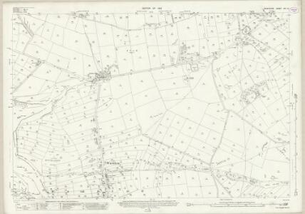 Derbyshire XVI.10 (includes: Eyam; Foolow; Great Hucklow; Great Longstone; Litton; Wardlow) - 25 Inch Map