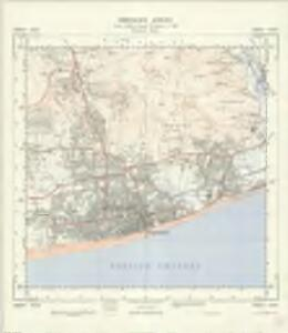 TQ10 - OS 1:25,000 Provisional Series Map