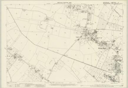 Bedfordshire XXXI.8 (includes: Eaton Bray; Edlesborough; Totternhoe) - 25 Inch Map
