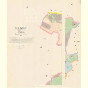 Rimberg - c5981-3-003 - Kaiserpflichtexemplar der Landkarten des stabilen Katasters