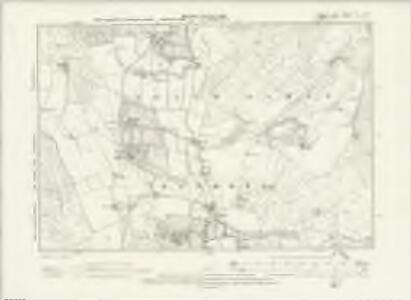 Sussex LI.SW - OS Six-Inch Map
