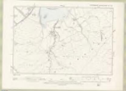 Edinburghshire Sheet XX.SW - OS 6 Inch map
