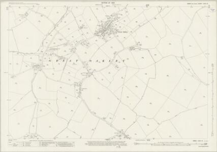 Essex (New Series 1913-) n XXX.15 (includes: Beaumont cum Moze; Great Oakley; Wix) - 25 Inch Map