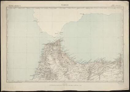 Maroc (500 000 e). Tanger