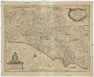 Patrimonio di S. Pietro, Sabina, et campagna di Roma, olim Latium