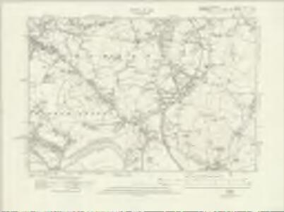 Gloucestershire LXXVI.NE - OS Six-Inch Map