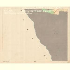 Heumoth - c6808-1-005 - Kaiserpflichtexemplar der Landkarten des stabilen Katasters