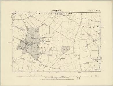 Lincolnshire LXXIX.NE - OS Six-Inch Map