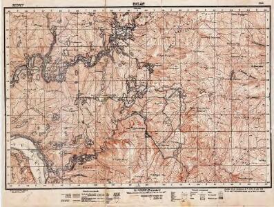 Lambert-Cholesky sheet 2146 (Bigăr)