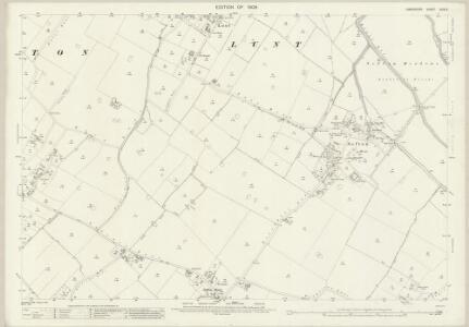 Lancashire XCIX.2 (includes: Maghull; Netherton; Sefton; Thornton) - 25 Inch Map