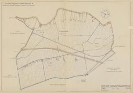 Polder Barwoutswaarder c.a., gemeente Barwoutswaarder, Waarder en Woerden.
