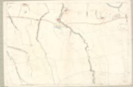 Ayr, Sheet XLII.11 (New Cumnock) - OS 25 Inch map