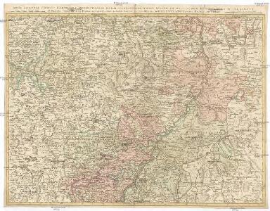 Neue general Kriegs Karte des Rheinstrohms