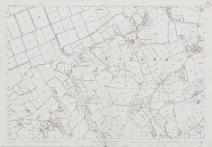 Somerset V.9 (includes: Brockley; Nailsea) - 25 Inch Map