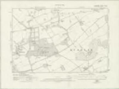 Hampshire & Isle of Wight XXII.SE - OS Six-Inch Map