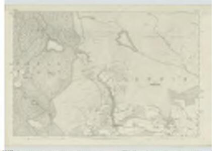 Perthshire, Sheet LI - OS 6 Inch map