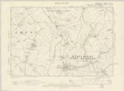 Derbyshire XXVII.SE - OS Six-Inch Map