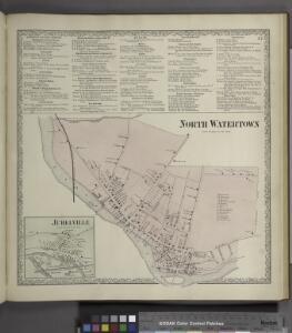 Watertown Business Directory. ; North Watertown [Village]; Juhelville [Village]