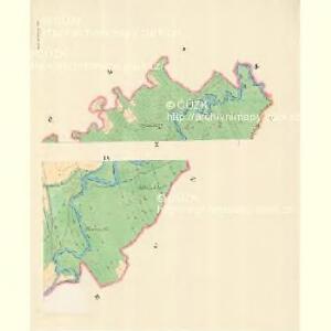 Schönberg - m3071-1-011 - Kaiserpflichtexemplar der Landkarten des stabilen Katasters