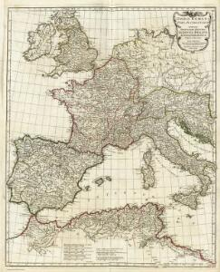 Orbis Romani, pars occidentalis.