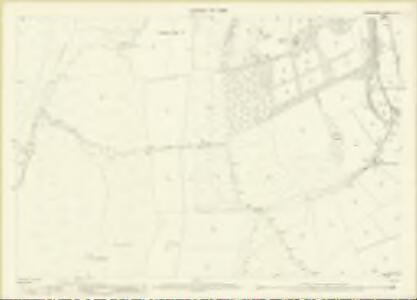 Peebles-shire, Sheet  009.13 - 25 Inch Map