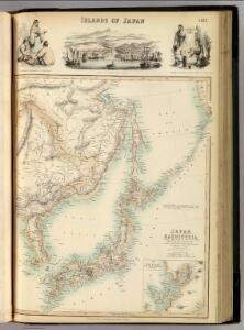 Islands of Japan.