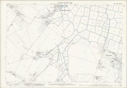 Kent XXXVI.12 (includes: Ash; Preston; Stourmouth) - 25 Inch Map