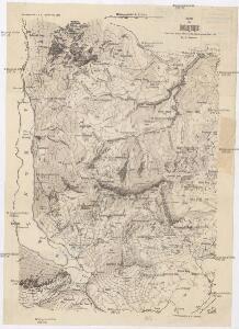 Karte der Rofangruppe