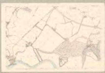 Lanark, Sheet XI.12 (Bothwell) - OS 25 Inch map