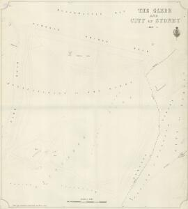 The Glebe, Sheet & City of Sydney, Sheet 6, 1889?