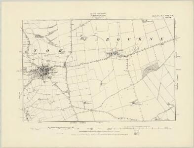 Lincolnshire XXI.NE - OS Six-Inch Map