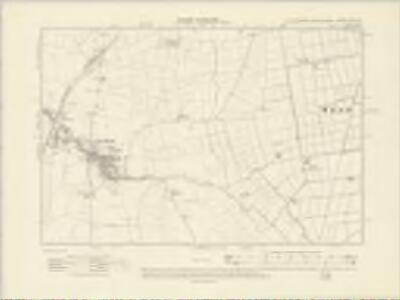 Lincolnshire XXV.NE - OS Six-Inch Map