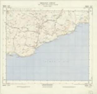 NX74 & Parts of NX84 - OS 1:25,000 Provisional Series Map