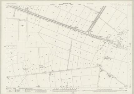 Cambridgeshire XXI.9 (includes: Chatteris) - 25 Inch Map