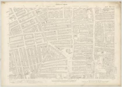 London VII.36 - OS London Town Plan