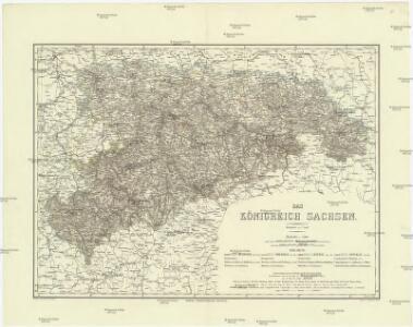 Das Königreich Sachsen