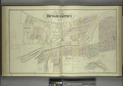 South Half of City of Binghamton