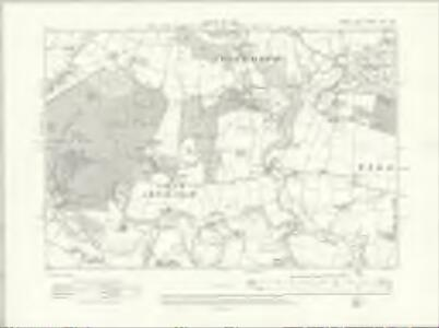 Sussex XXII.SW - OS Six-Inch Map