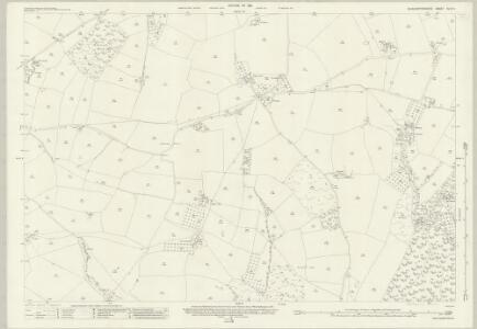 Gloucestershire XLVI.4 (includes: Aylburton; St Briavels) - 25 Inch Map