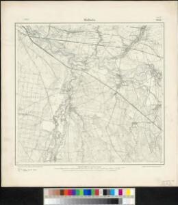 Meßtischblatt 2553 : Mallmitz, 1901