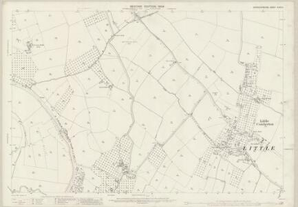 Worcestershire XLVIII.4 (includes: Birlingham; Great Comberton; Little Comberton; Pershore; Wick) - 25 Inch Map