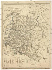 Kaiserthum Russland in Europa