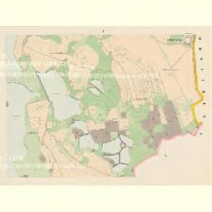 Lassenitz - c3807-1-005 - Kaiserpflichtexemplar der Landkarten des stabilen Katasters