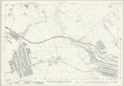 Durham XIV.6 (includes: Ryhope; Silksworth; Sunderland; Tunstall) - 25 Inch Map