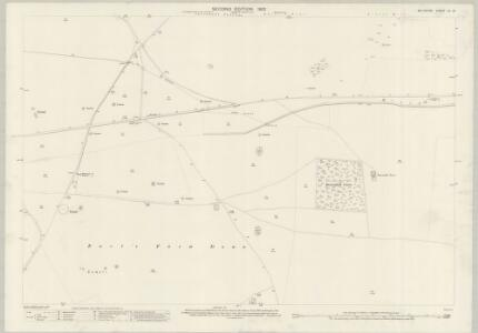 Wiltshire LV.13 (includes: Amesbury; Bulford) - 25 Inch Map